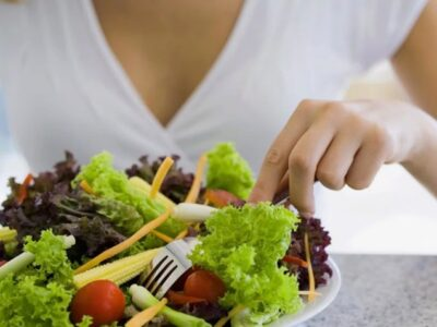 La alimentación saludable mejora la menopausia