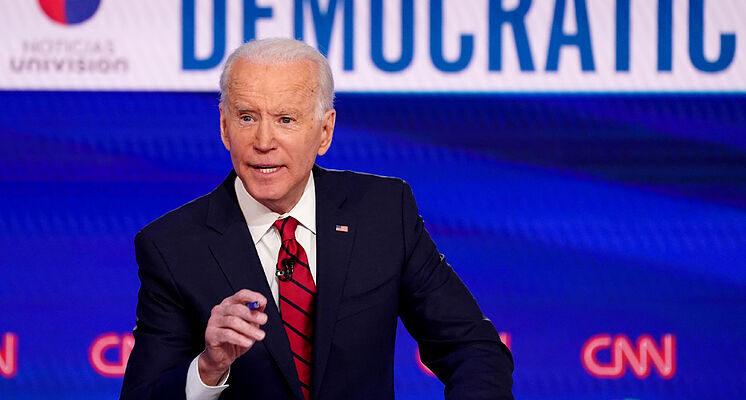 Biden suma los delegados para ser el candidato demócrata en las elecciones