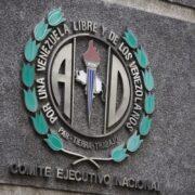 Denuncian tomas irregulares de las sedes de Acción Democrática en Caracas