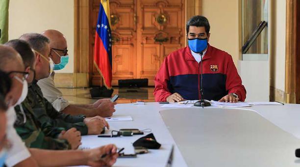 Maduro anunció la flexibilización para los gimnasios y centros comerciales