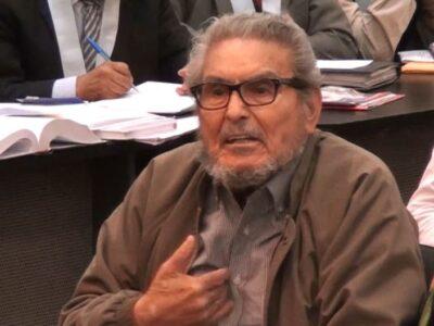 Justicia peruana rechazó liberar a líder de Sendero Luminoso