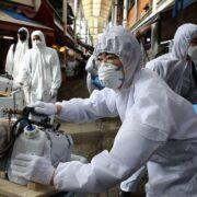 Estudio sugiere que coronavirus circulaba en Wuhan desde agosto