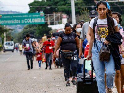 Migración Colombia: Venezuela limitó ingresos por la frontera
