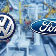 Volkswagen y Ford consolidan alianza de desarrollo tecnológico