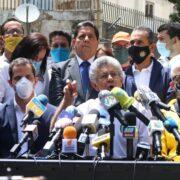 Los partidos de la oposición venezolana rechazan participar en estas legislativas