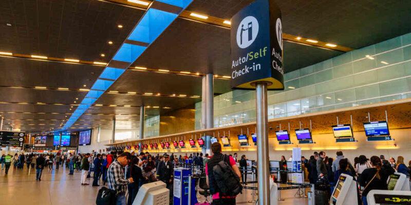 Aeropuerto de Bogotá adopta medidas para eventual reactivación