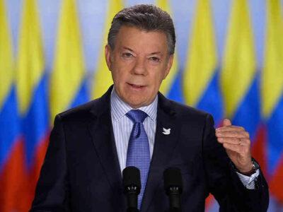 """Juan Manuel Santos asegura que la FARC """"no va a volver al monte"""""""