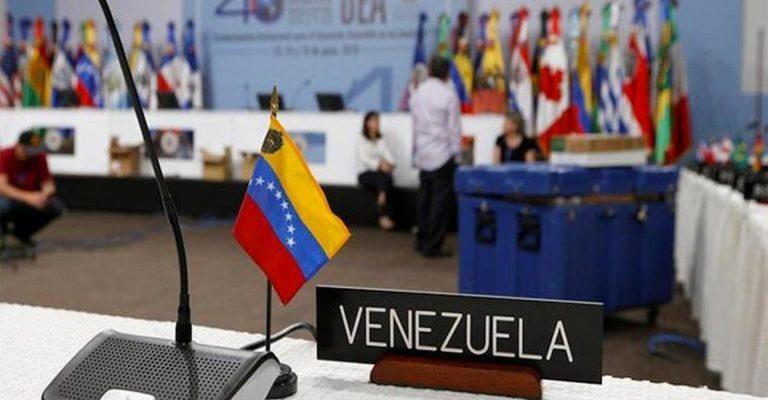 """La OEA rechazó la designación """"ilegal"""" del CNE"""