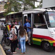 Transportistas de Caracas no descartan nueva tarifa en el pasaje