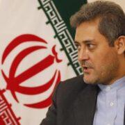 """El embajador de Irán en Venezuela, Hojjat Soltani, confirmó la llegada de esta nueva embarcación, de nombre """"Golesan"""""""