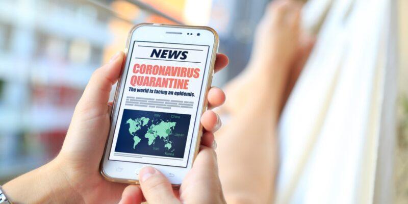 El Reuters Institute for the Study of Journalism realizó una investigación con respecto al impacto del coronavirus en las corporaciones informativas