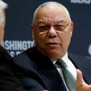 Exsecretario Powell votará por Biden y desata la ira de Trump