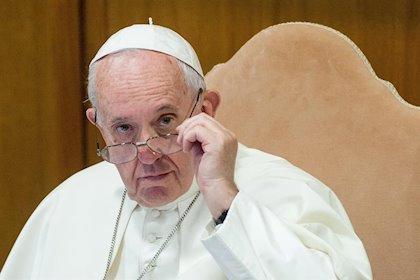 Papa Francisco criticó el nepotismo existente en los gobiernos