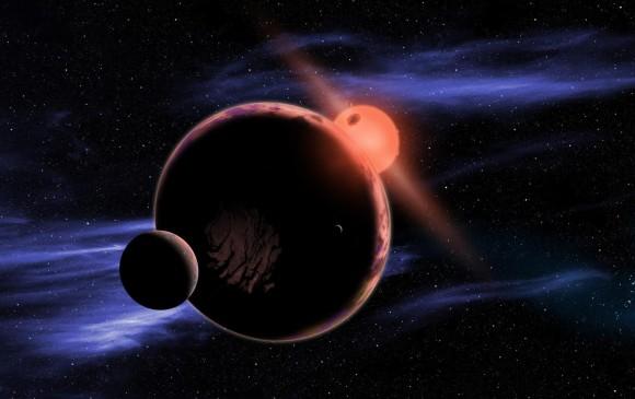 Científicos detectaron un nuevo sistema planetario