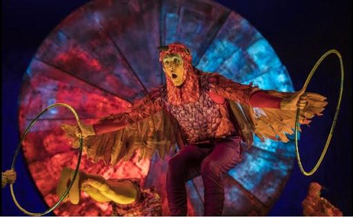 Cirque du Soleil pidió apoyo judicial ante la inevitable quiebra