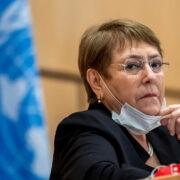 Bachelet denunció incremento de los abusos en Venezuela