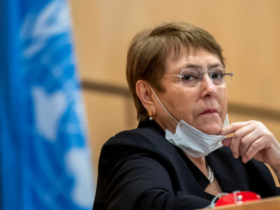Bachelet manifestó politización de la justicia en Venezuela
