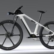Empresa tecnológica desarrolló una bicicleta eléctrica