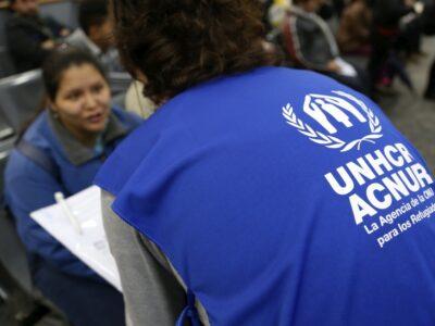 ACNUR recibe nuevo apoyo de la UE para Migrantes Venezolanos