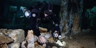 Descubren en México una mina de ocre milenaria