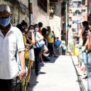 Venezuela registró 8010 casos de Covid-19