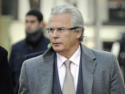 Baltasar Garzón asume la defensa de Álex Saab