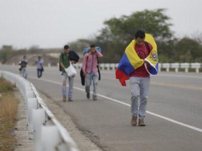 Venezuela se perfila como el segundo país con mayor éxodo de personas