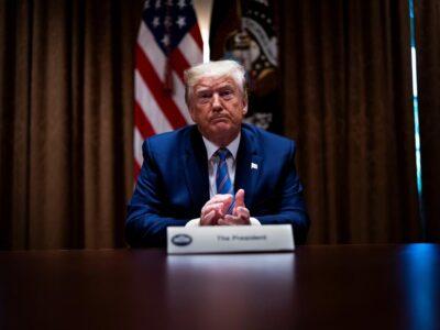 """Trump espera que Venezuela logre la """"independencia verdadera"""""""