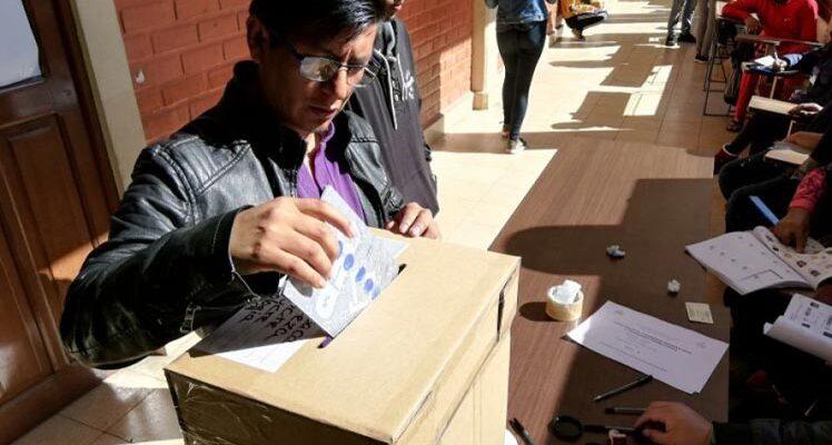 Las elecciones en Bolivia se aplazan de nuevo hasta octubre