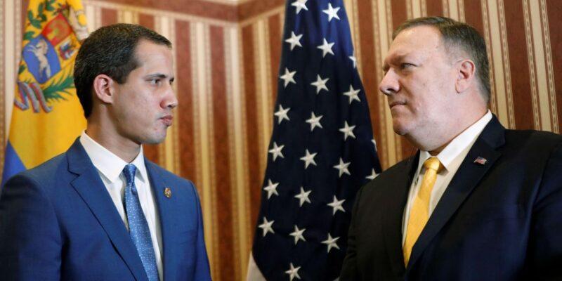 """EE.UU. reiteró su apoyo """"permanente"""" a Guaidó"""