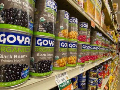 Alimentos Goya donó comida a Venezuela