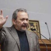 Falleció el diputado Hernán Alemán por Covid-19