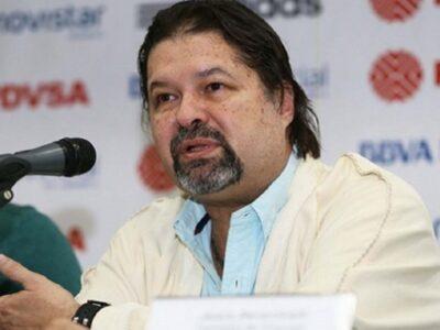 Presidente de la FVF sufrió un síncope tras ser detenido