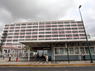 Presuntamente 10 especialistas dieron positivo por Coronavirus en uno de los hospitales más concurridos de Caracas
