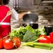 La ingesta de verduras también reduce el colesterol y los niveles altos de azúcar
