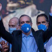 Luis Abinader triunfó en las elecciones presidenciales dominicanas