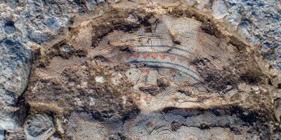 Desentierran en Israel los restos una histórica iglesia
