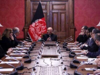Gobierno afgano da un nuevo paso para abrir negociaciones formales de paz con los talibanes