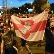 Elecciones en Bielorrusia ocasionaron multitudinarias protestas