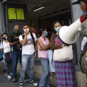 Venezuela cerró su peor semana de pandemia con 1.148 nuevos casos en un día