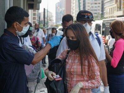 Venezuela superó por quinto día seguido los 1.000 nuevos casos de COVID-19