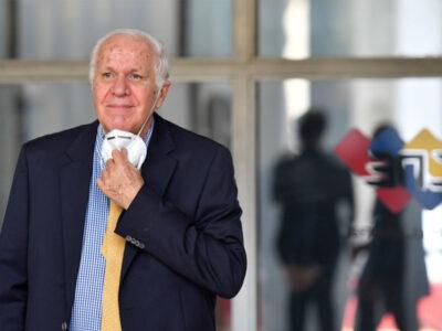 """""""Yo sigo creyendo fervorosamente que Venezuela no tiene otro camino que no sea una solución negociada"""", indicó Rafael Simón Jiménez"""