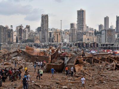 La explosión que se produjo se derivó de la deflagración de un cargamento guardado sin las precauciones necesarias desde 2014