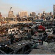 La explosión devastó barrios enteros en Beirut, dejando más de 100 muertos y 4.000 heridos