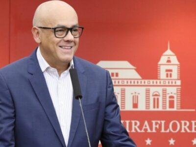 Jorge Rodríguez anunció indulto presidencial a dirigentes políticos