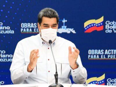 Maduro extendió por quinta ocasión el Estado de Alarma Constitucional y explicó la flexibilización