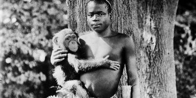 Ota Benga, el hombre que el Zoológico del Bronx exhibió en la jaula de los monos