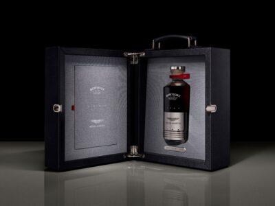 Aston Martin y Bowmore lanzan icónica botella de whisky por 65.800 dólares