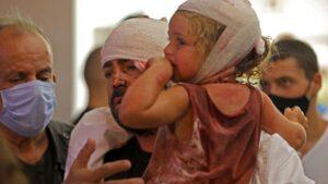 Preocupa la situación debido a la crisis que ya se vivía en el Líbano