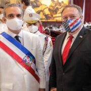 Pompeo habló con el presidente Abinader sobre Venezuela